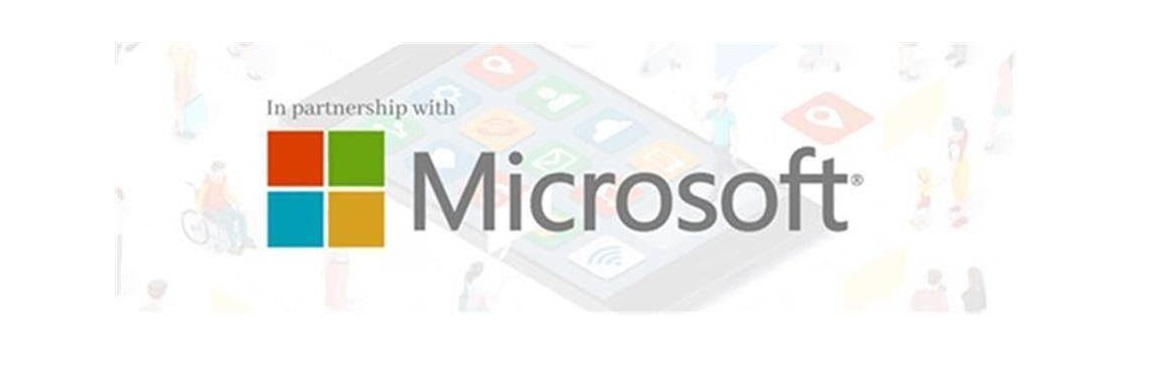 In partnership with Microsoft